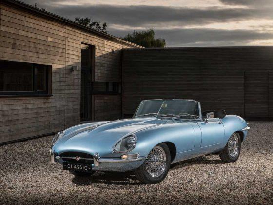 Jaguar E-Type, l'auto elettrica più bella di tutti i tempi