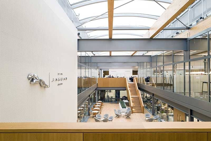Jaguar - Gaydon Design & Engineering Center